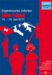 Jodlerfest Interlaken 2011