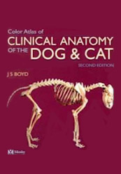 Boyd - Color Atlas of Clinical Anatomy of Dog & Cat