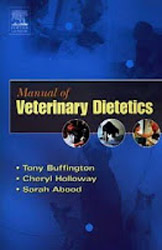 Buffington - Manual of Veterinary Dietetics